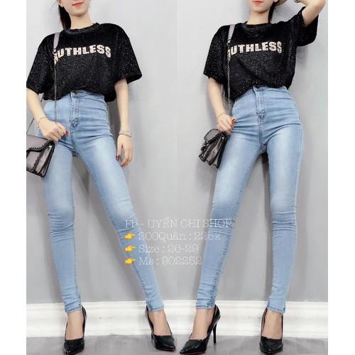 quần jeans nữ