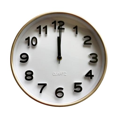Đồng hồ treo tường Mini Silver - DHMS