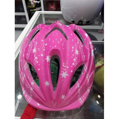 Nón bảo hiểm xe đạp trẻ em
