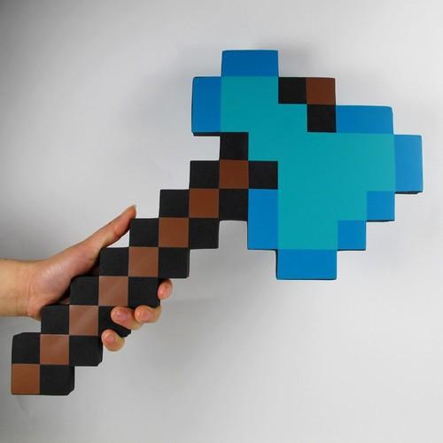 Rìu Minecraft