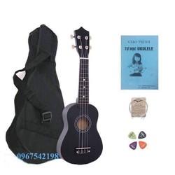 ukulele màu đen