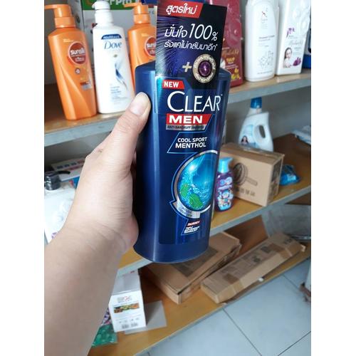 Dầu Gội Clear Men Thái Lan 480ml