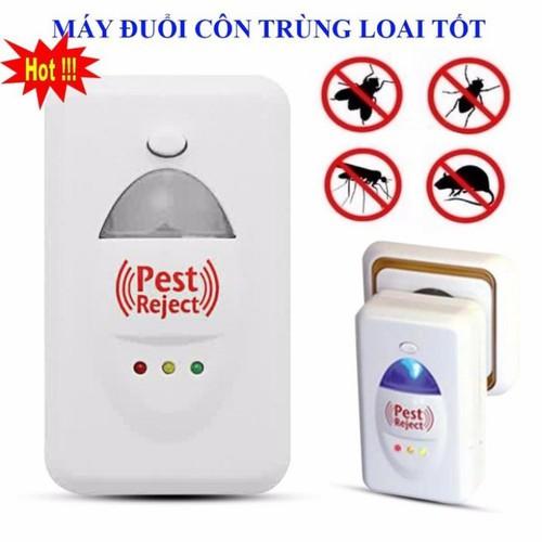 MÁY đuổi chuột gián muỗi và côn trùng thông minh - BẰNG SÓNG ÂM