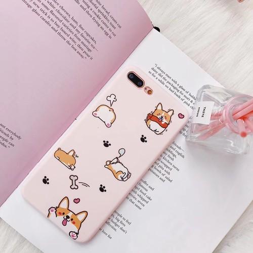 Ốp Lưng Iphone 8 Plus – Chó Corgi dễ thương - 8641957 , 17923871 , 15_17923871 , 120000 , Op-Lung-Iphone-8-Plus-Cho-Corgi-de-thuong-15_17923871 , sendo.vn , Ốp Lưng Iphone 8 Plus – Chó Corgi dễ thương