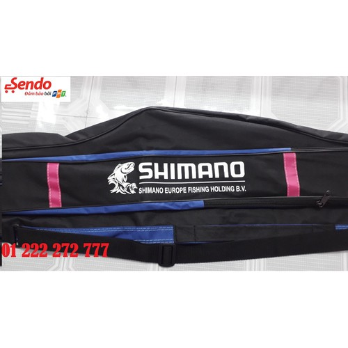 Túi đựng cần câu Shimano 1m55.