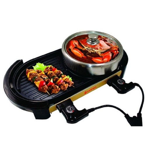 Bếp lẩu nướng điện đa năng Hanel HN CL01 - Hanel
