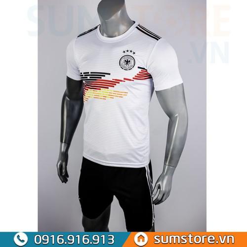 Bộ quần áo đá bóng tuyển Đức - Đồ đá banh 2019 - 8645907 , 17925165 , 15_17925165 , 119000 , Bo-quan-ao-da-bong-tuyen-Duc-Do-da-banh-2019-15_17925165 , sendo.vn , Bộ quần áo đá bóng tuyển Đức - Đồ đá banh 2019