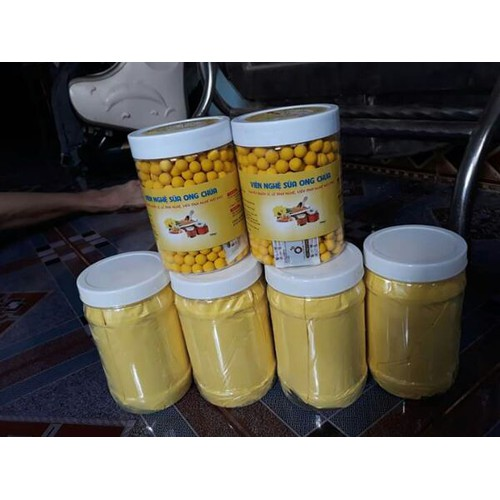 Viên tinh bột nghệ sữa ong chúa - 4962662 , 17926927 , 15_17926927 , 95000 , Vien-tinh-bot-nghe-sua-ong-chua-15_17926927 , sendo.vn , Viên tinh bột nghệ sữa ong chúa