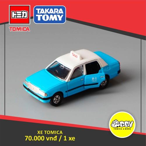Xe mô hình Tomica Taxi