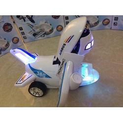 Máy bay biến hình siêu nhân