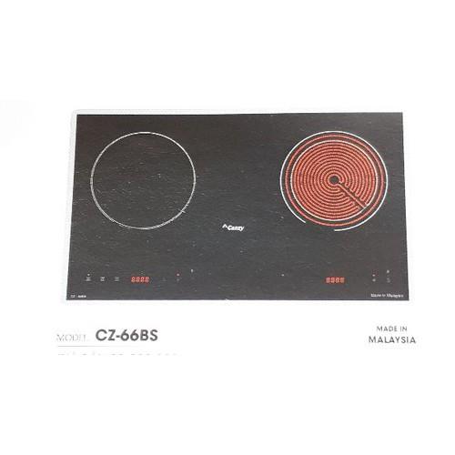 bếp điện đôi CANZY nhập khẩu CZ-66BS