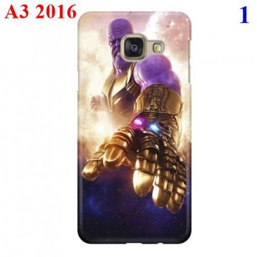 Ốp lưng Samsung A3 2016 hình Siêu Anh Hùng Avengers
