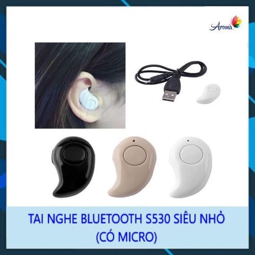 Tai nghe bluetooth S530 có micro