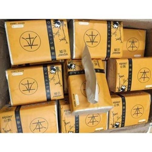 Giấy ăn vàng 1 thùng 27 gói cực dai mềm mại sạch sẽ an toàn - 4961262 , 17915170 , 15_17915170 , 175000 , Giay-an-vang-1-thung-27-goi-cuc-dai-mem-mai-sach-se-an-toan-15_17915170 , sendo.vn , Giấy ăn vàng 1 thùng 27 gói cực dai mềm mại sạch sẽ an toàn