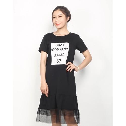 Đầm Suông Lai Ren - Hàng Cao Cấp