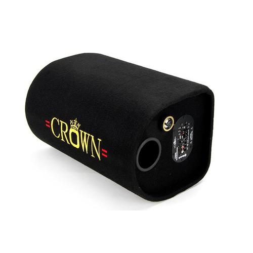 LOA THẺ NHỚ USB CROWN DÙNG NGUỒN ĐIỆN 12V- 6 ĐẾ