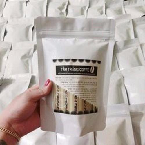 Tắm trắng cà phê cao cấp thảo mộc  - Bột cafe giúp loại bỏ tế bào chết và thu nhỏ lỗ chân lông rất hiệu quả