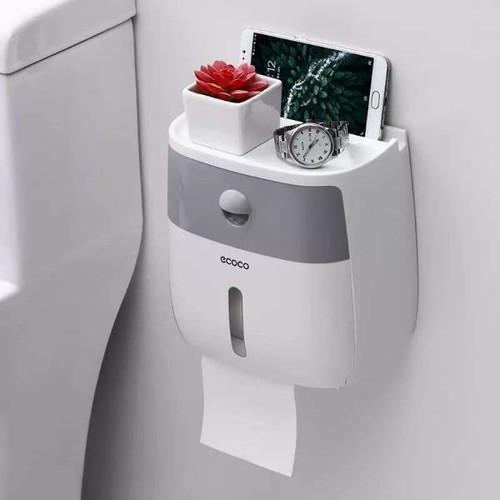 Hộp đựng giấy vệ sinh hai trong một ecoco - 8658327 , 17929803 , 15_17929803 , 160000 , Hop-dung-giay-ve-sinh-hai-trong-mot-ecoco-15_17929803 , sendo.vn , Hộp đựng giấy vệ sinh hai trong một ecoco