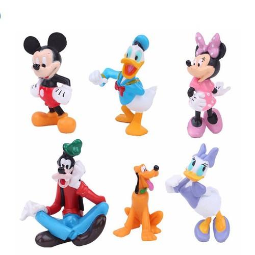 Mô Hình Chuột Mickey - Vịt Donald 06 Nhân Vật 6Cm - 8634789 , 17921248 , 15_17921248 , 160000 , Mo-Hinh-Chuot-Mickey-Vit-Donald-06-Nhan-Vat-6Cm-15_17921248 , sendo.vn , Mô Hình Chuột Mickey - Vịt Donald 06 Nhân Vật 6Cm
