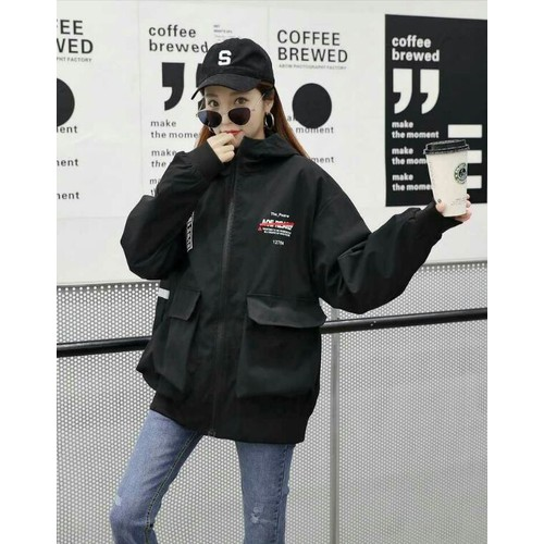 áo khoác dù nữ phong cách - 4762687 , 17919367 , 15_17919367 , 119000 , ao-khoac-du-nu-phong-cach-15_17919367 , sendo.vn , áo khoác dù nữ phong cách