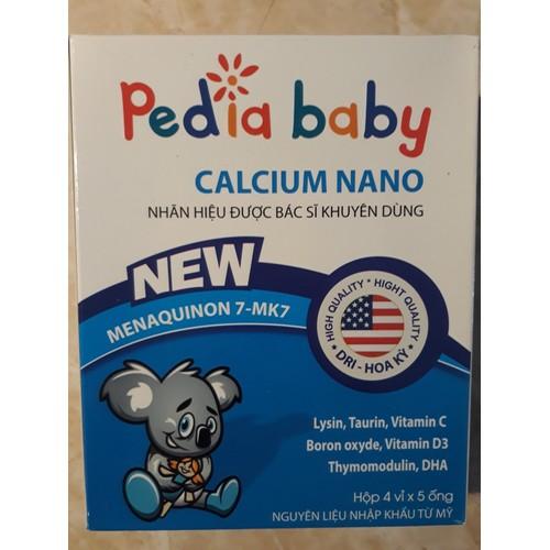 [ CHÍNH HÃNG ]COMBO 2 HỘP PEDIA BABY CALCIUM NANO giúp phát triển chiều cao cho trẻ TĂNG CƯỜNG HỆ MIỄN DỊCH GIÚP CON CAO LỚN MỖI NGÀY - 8668433 , 17933804 , 15_17933804 , 159000 , -CHINH-HANG-COMBO-2-HOP-PEDIA-BABY-CALCIUM-NANO-giup-phat-trien-chieu-cao-cho-tre-TANG-CUONG-HE-MIEN-DICH-GIUP-CON-CAO-LON-MOI-NGAY-15_17933804 , sendo.vn , [ CHÍNH HÃNG ]COMBO 2 HỘP PEDIA BABY CALCIUM NANO