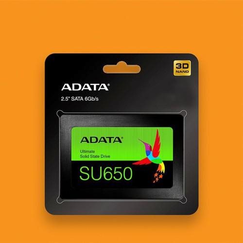 Ổ cứng SSD 120GB ADATA SU650 2.5-Inch SATA III - 4960908 , 17912049 , 15_17912049 , 599000 , O-cung-SSD-120GB-ADATA-SU650-2.5-Inch-SATA-III-15_17912049 , sendo.vn , Ổ cứng SSD 120GB ADATA SU650 2.5-Inch SATA III