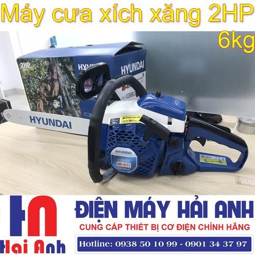 Máy cưa xích Hyundai HD4111