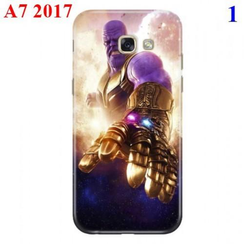 Ốp lưng Samsung A7 2017 hình Siêu Anh Hùng Avengers