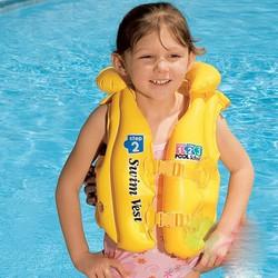 Áo phao tập bơi cho bé yêu