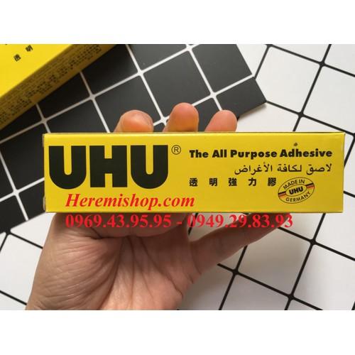 50 lọ keo dán vải, gỗ, giấy, bìa mô hình  UHU công nghệ Đức 35ml - 8626463 , 17917707 , 15_17917707 , 900000 , 50-lo-keo-dan-vai-go-giay-bia-mo-hinh-UHU-cong-nghe-Duc-35ml-15_17917707 , sendo.vn , 50 lọ keo dán vải, gỗ, giấy, bìa mô hình  UHU công nghệ Đức 35ml