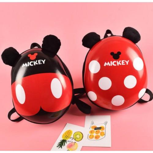 Balo trứng Mickey cho bé kèm ảnh thật