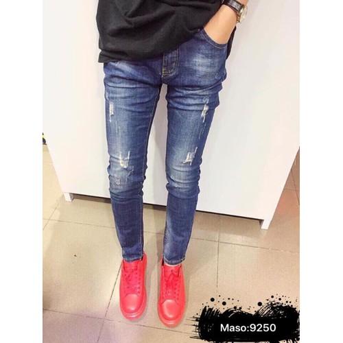 Quần jeans nam thời thượng