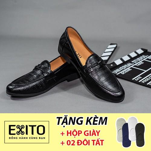 giày lười đẹp GD04D