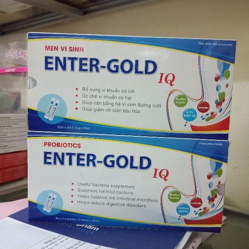 Enter-gold IQ men vi sinh hộp 20 ống - 7619282 , 17926809 , 15_17926809 , 99000 , Enter-gold-IQ-men-vi-sinh-hop-20-ong-15_17926809 , sendo.vn , Enter-gold IQ men vi sinh hộp 20 ống