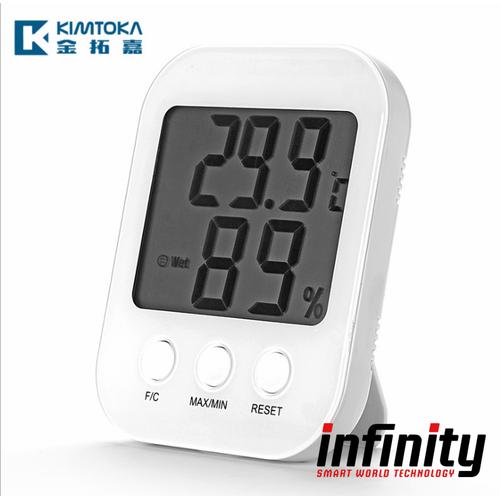 Thiết bị đo nhiệt độ & độ ẩm KIMTOKA - TH203