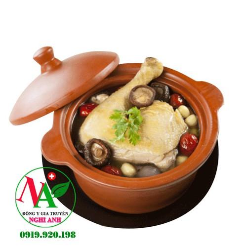 06 Gói Thang tiềm thuốc bắc 11 vị của Đông Y Nghi Anh nấu món ngon bổ dưỡng