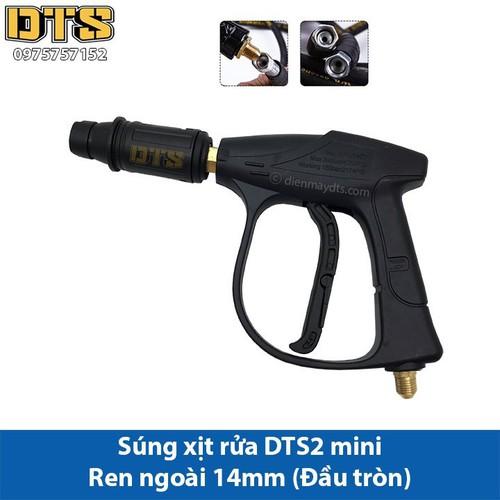 Súng xịt - súng rửa xe áp lực cao DTS2 mini Ren ngoài 14mm_Đầu tròn - 8656302 , 17929219 , 15_17929219 , 140000 , Sung-xit-sung-rua-xe-ap-luc-cao-DTS2-mini-Ren-ngoai-14mm_Dau-tron-15_17929219 , sendo.vn , Súng xịt - súng rửa xe áp lực cao DTS2 mini Ren ngoài 14mm_Đầu tròn