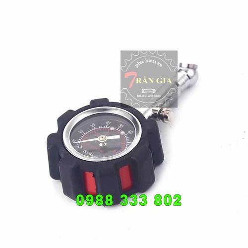 đồng hồ áp suất lốp k1