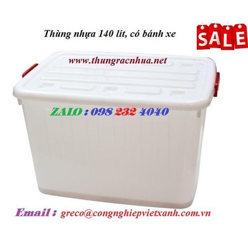 Lô 5 thùng nhựa có bánh xe 140 lít - 4761244 , 17914784 , 15_17914784 , 1900000 , Lo-5-thung-nhua-co-banh-xe-140-lit-15_17914784 , sendo.vn , Lô 5 thùng nhựa có bánh xe 140 lít