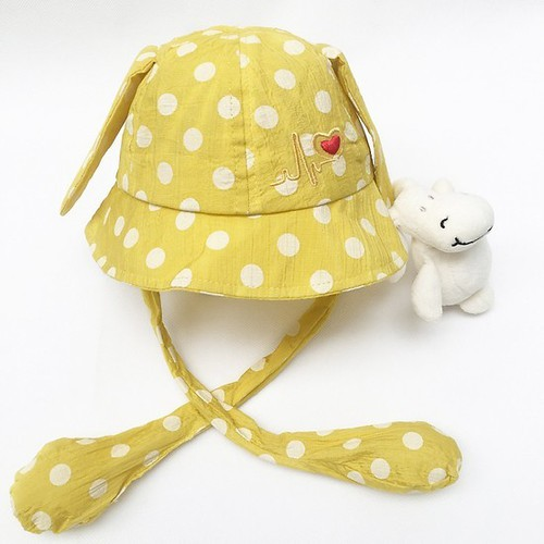 Mũ thỏ giật - Mũ tai bèo chấm bi - Nón cho bé - 8639060 , 17922743 , 15_17922743 , 159000 , Mu-tho-giat-Mu-tai-beo-cham-bi-Non-cho-be-15_17922743 , sendo.vn , Mũ thỏ giật - Mũ tai bèo chấm bi - Nón cho bé