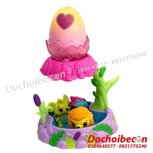Cây trứng Hatchimals - Tổ Hatchimals