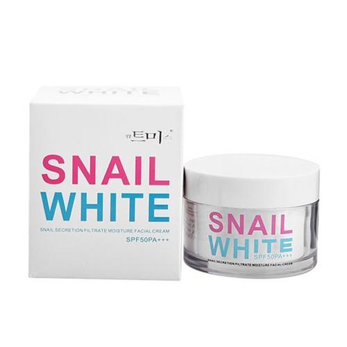 Kem trắng da chống nắng ốc sên Snail White SPF50 50g - Sữa dưỡng da mặt Hàn Quốc hiệu quả nhất - 8887148 , 18053933 , 15_18053933 , 146000 , Kem-trang-da-chong-nang-oc-sen-Snail-White-SPF50-50g-Sua-duong-da-mat-Han-Quoc-hieu-qua-nhat-15_18053933 , sendo.vn , Kem trắng da chống nắng ốc sên Snail White SPF50 50g - Sữa dưỡng da mặt Hàn Quốc hiệu qu