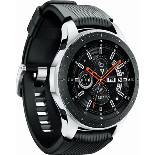 Đồng hồ Samsung Galaxy Watch SM-R800 Sliver 46mm - Hàng chính hãng - 7618712 , 17922781 , 15_17922781 , 7250000 , Dong-ho-Samsung-Galaxy-Watch-SM-R800-Sliver-46mm-Hang-chinh-hang-15_17922781 , sendo.vn , Đồng hồ Samsung Galaxy Watch SM-R800 Sliver 46mm - Hàng chính hãng