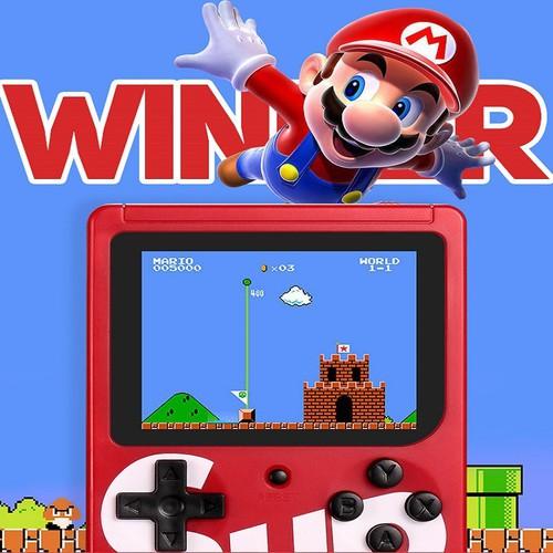 Máy chơi game cầm tay G1 Sup 400 game in 1 - SUP400
