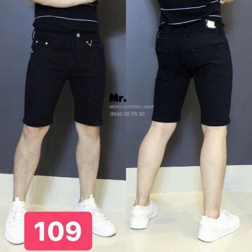 Quần short jean nam siêu đẹp
