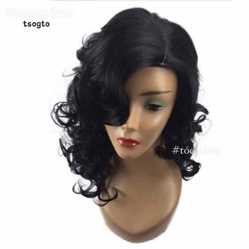 tóc giả dành cho tuổi trung niên có sẵn