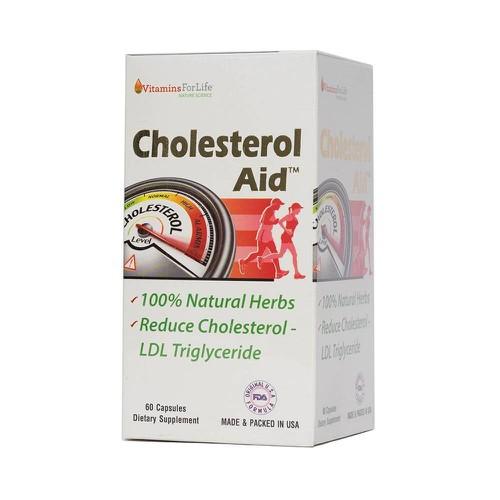 Viên uống giảm mỡ máu - Cholesterol Aid