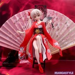 Mô Hình Figure Yosuga No Sora Sora Kasugano Kimono Ver Red