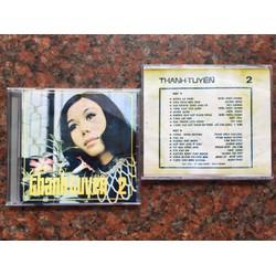 Bộ 2 CD Thanh Tuyền 2 Nhạc 1975