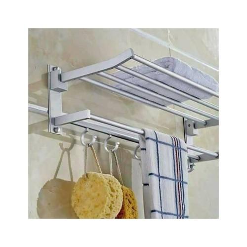 Giá treo khăn nhà tắm inox treo khăn mặt treo khăn tắm treo đồ